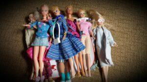 barbie and friends vintage